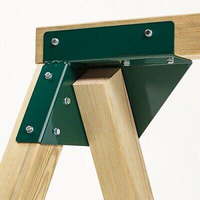 Schaukelverbinder Holzverbinder Wandverbinder Spielturm Spielplatz Holzschaukel 5