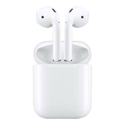 Apple AirPods with Charging Case White MMEF2AM/A Airpod 1st Gen 2