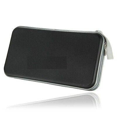 80 CD DVD Carry Case Disc Storage Holder CD Sleeve Wallet Ideal for In Car BLACK 5