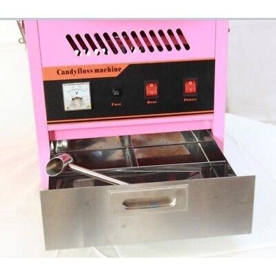 Candy floss machine and metal bowl and cover ENJOY!!! 3