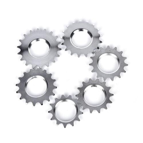 Bike Chain Rings Single Speed Bike Wheel Sprocket Fixed Gear Bike Freewheel YWCA 3