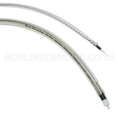 Van Damme Silver Series Session Grade Instrument Cable Low Cap 55 (by the metre)