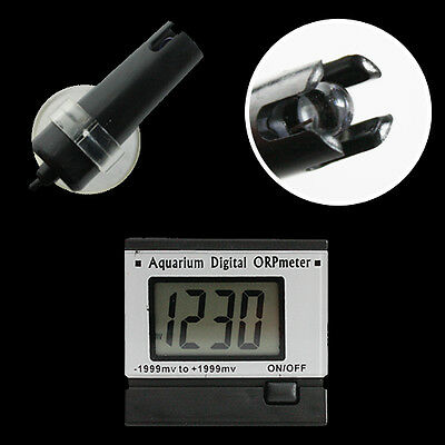 Redox Messgerät Meter Aquarium Teich Pool Chlor Orp Dauermessung  Re2 3