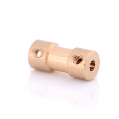 2/3/3.17/4/5mm Motor Copper Shaft Coupling Coupler Connector Sleeve Adapter SR