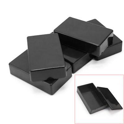5X Plastic Electronic Project Box Enclosure Instrument Case 100x60x25mm Hot 2