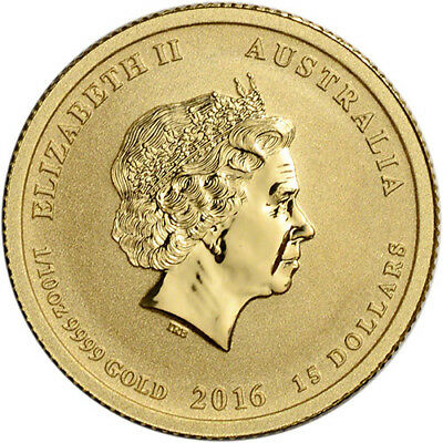 1/10 oz Australian Victory In The Pacific Gold Coin (BU)
