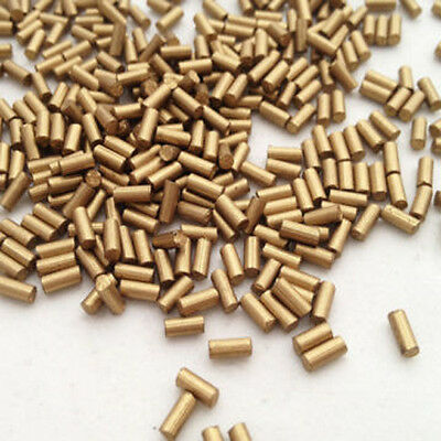 100 Pcs Gold Lighter Flints Universal Clippers For Gas Petrol Smoking Lighters 3