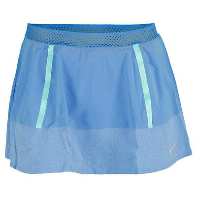 edae2e412 ... Nike Premier Maria Sharapova Tennis Skirt Skort Womens SZ L XL 546082  402 Blue 5