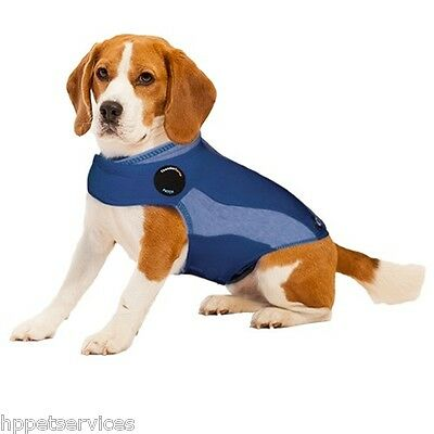 Thundershirt for Dogs. Calming Jacket for storms, anxiety,Barking. 3 colours 2
