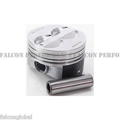 SPEED PRO Chevy 350//5.7//5.7L LT1 Hypereutectic Coated Skirt Pistons Set//8 STD