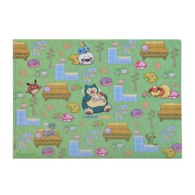 Pokemon Center Original Everyone Wobbuffet A4 Size Clear File Folder Combee