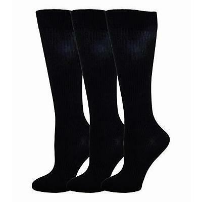 (4 Pairs) Compression Socks Stockings Graduated Support Men's Women's (S-XXL) 7