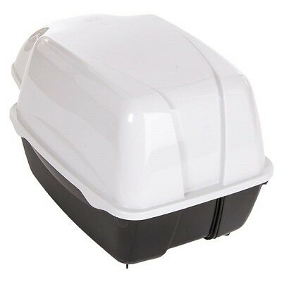 Cat Litter Tray Outdoor Waterproof Hood Outside Use Deep Tray Large Cats 5