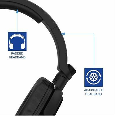 PS4 Gaming Chat Headset with Mic Officially Licensed PRO4-50s PlayStation 4 NEW 6