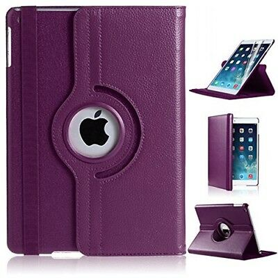 360 Rotate Leather Case Cover For Apple iPad 2 3 4 5 6 Air 1 2 Mini Pro New 9.7 2