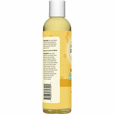 Shampoo and Wash Baby Bee No Tears Burts Bees Original 99.9% Natural 235 ml 3