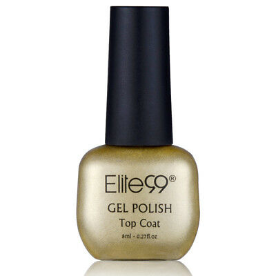 Elite99 Esmalte Semipermanente Brillante de Uñas en Gel UV LED Manicura Soak off 5