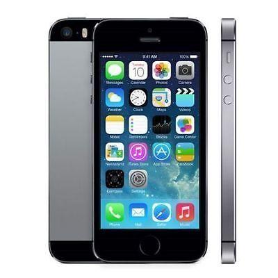 Apple iPhone 5S/4S/5 4G 16/32/64GB LTE GSM Unlocked Smartphone No fingerprint 5