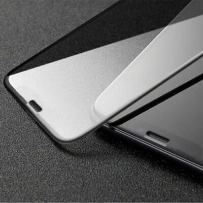 Full Cover Tempered Glass Screen Protector 3D Curved Fits For iPhone Xs Max Xr 10