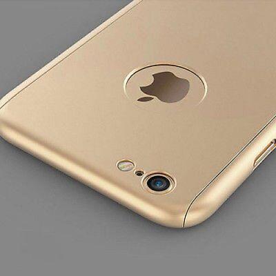 iPhone 6 6s Plus Schutz 360° Handyhülle Tasche Case Hülle Schutzhülle Cover Etui 6