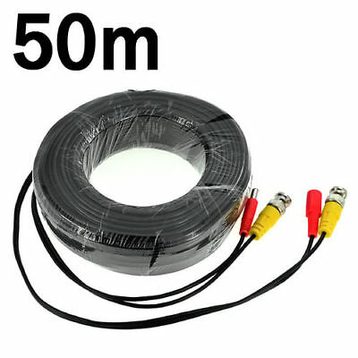 CCTV PRE-MADE  BNC VIDEO AND DC POWER CABLE 5m 10m 15m 20m 30m 40m 50m connector 2