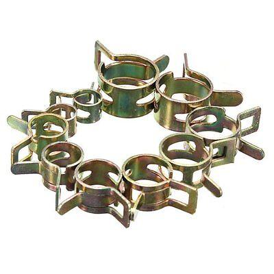 Colliers de Serrage Durite Ressort Ø 5mm à 22mm Essence Gaine Tuyau Auto Voiture 5