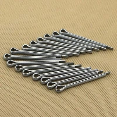 10-100PCS Stainless Steel Split Cotter Pins M1 M2 M3 Hardware Fasteners Parts