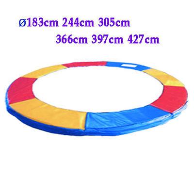 Coussin de protection des ressorts Filet de sécurité pour trampoline 244cm 305cm 2
