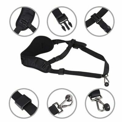 Focus F-1 Quick Rapid Sling Belt Neck Shoulder Strap For DSLR SLR Camera Black 8