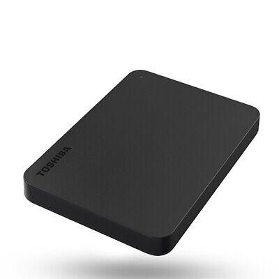 Hard Disk Esterno 2,5 Usb 3.0 1Tb 1000Gb Toshiba Canvio Basics Autoalimentato 3