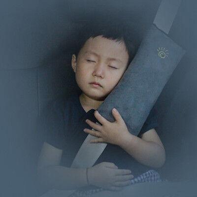 Coche Accesorios Seguridad Cinturón de Almohadilla para el Hombro Almohada Cojín 11