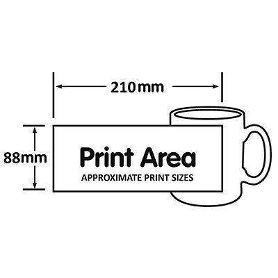 Business Branded Printed Mug-Any,Logo,name or text-Bulk Buy from £1.50ea ex vat 2