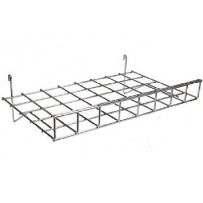 Gridwall Rete Al Dettaglio Supporto Espositore 2ft x 6ft On Gambe