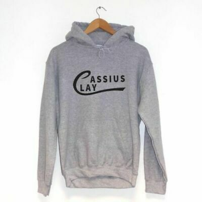 Cassius Clay Hoodie Many Colours Hipster Muhammad Ali