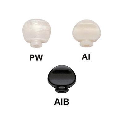 GOLD Gotoh SPBJ-4-PW Sealed Planetary Banjo Tuning Keys w// White Pearl Knobs
