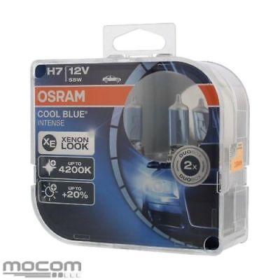 2x OSRAM 64215 LTS Longlife TruckStar H7 24V 70W Lorry