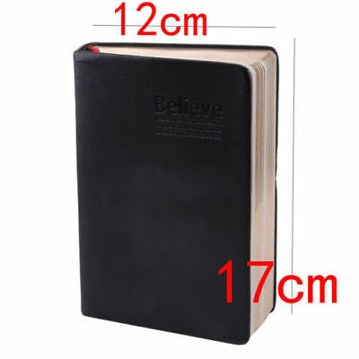 Vintage Thick Blank Paper Notebook Notepad Leather Journal Diary Sketchbook Book 2
