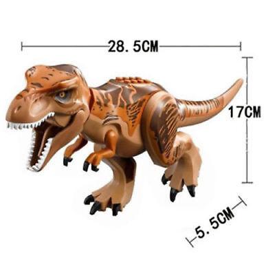 6x Fr Lego Dinosaurier Tyrannosaurus T-Rex Spielzeug Jurassic World Park Serie 11