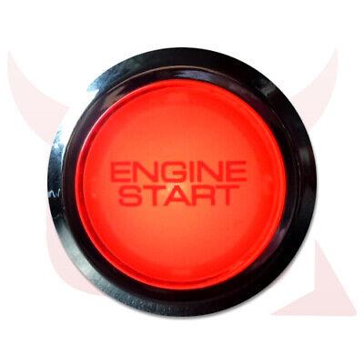 1999-2005 * S2000 RED ENGINE START BUTTON KIT MGZR MGZS