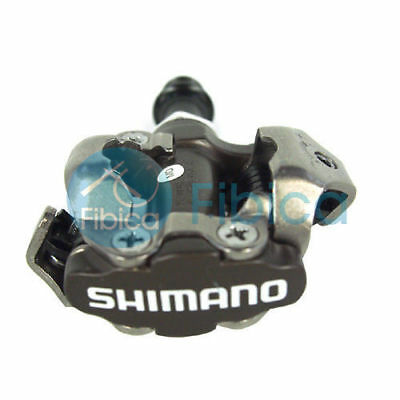 New Shimano PD-M540 SPD Mountain MTB Clipless Pedals with Cleats SM-SH11 Bronze
