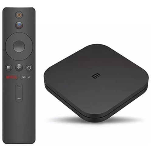 Xiaomi Mi Box S 4K HDR Android TV Streaming Media Player Google Assistant Global 2