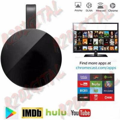 Adattatore Display Hdmi Wireless Dispositivo Chromecast Google Mirascreen Media 5