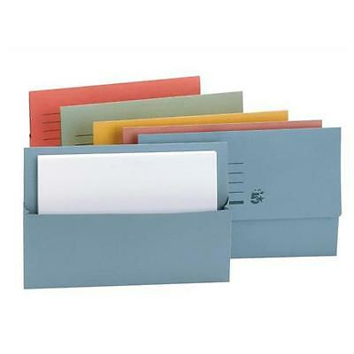 A4/ FOOLSCAP CARDBOARD ENVELOPE FILING DOCUMENT WALLET FOLDERS over 10,000 sold 4