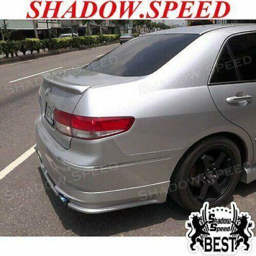 BRS Roof Spoiler For 2013~17 Honda Accord Sedan Stock Combo ABS OE Rear Trunk