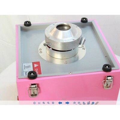 Candy floss machine and metal bowl and cover ENJOY!!! 2