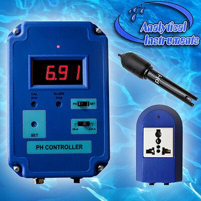 Ph-Kontroller/steuergerät Co2 Wasserdichte Mini-Elektrode Süss-/salzwasser P18 4