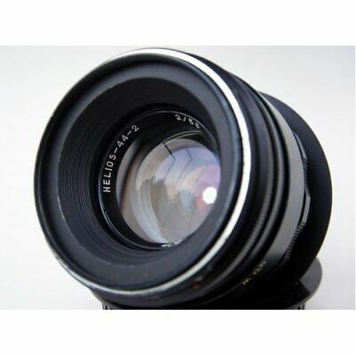 vintage Perfect HELIOS 44-2 58mm F2 lens Canon EF EOS 2 years warranty 2 caps 3