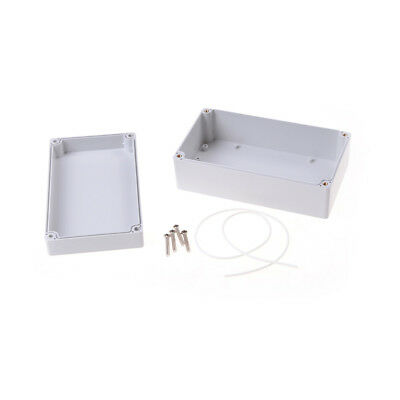 158x90x60mm Waterproof Plastic Electronic Project Box Enclosure Case  A* 3