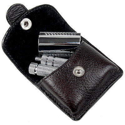 f2dfdc1f86d0 ... Parker TRAVEL Kit - Leather Dopp Bag