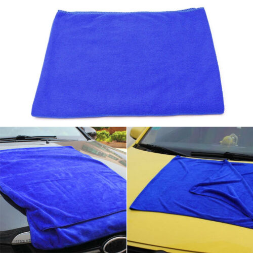 Microfiber Towel Car Cleaning Wash Drying Detailing Cloth No Scratch 60*160cm 2